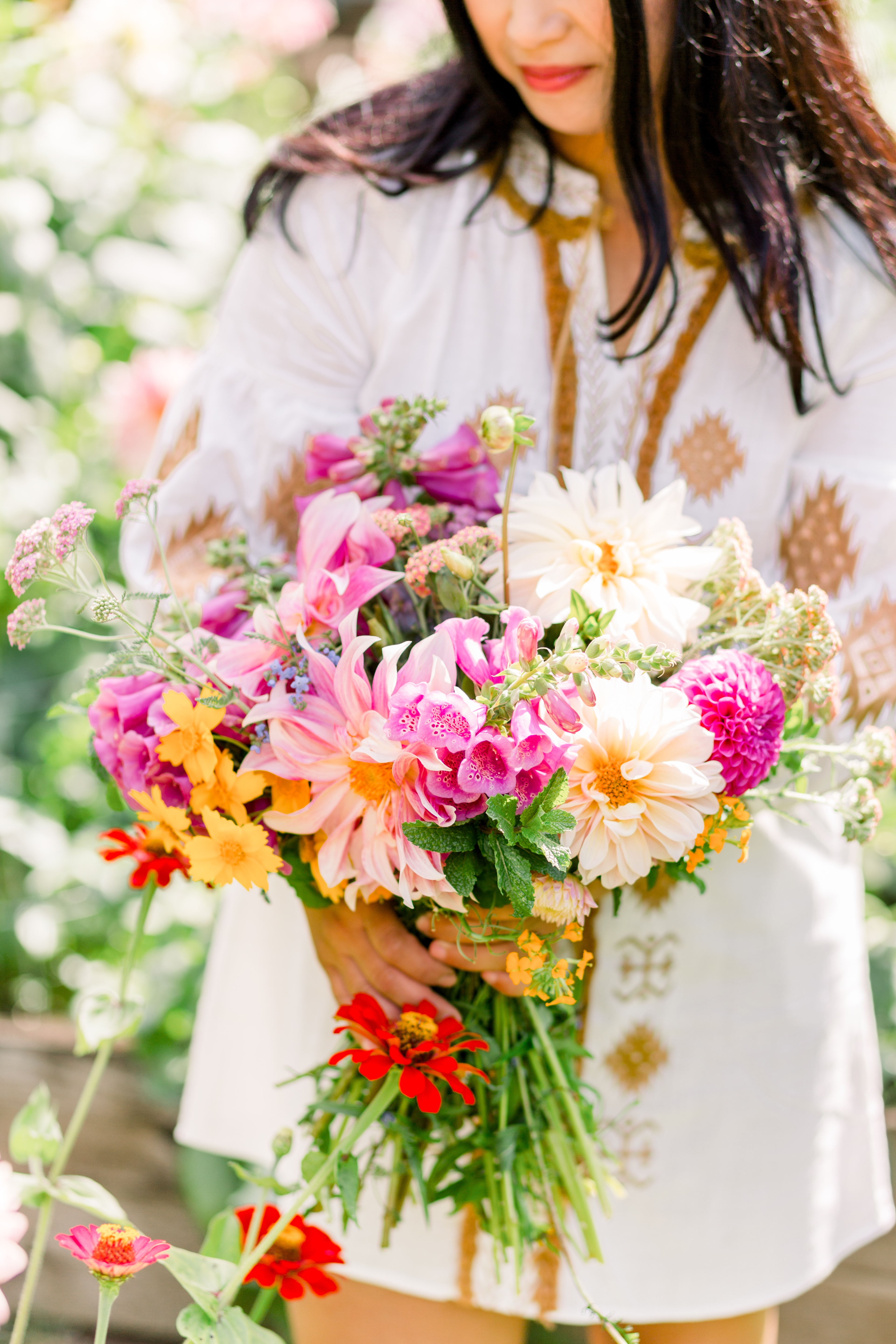 Create a Spring Masterpiece with FarmGal Flowers